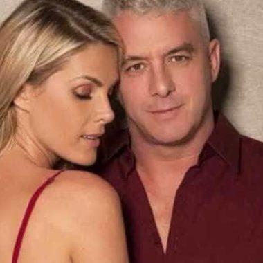 Marido de Ana Hickmann, Alexandre Correa revela que está com câncer no pescoço