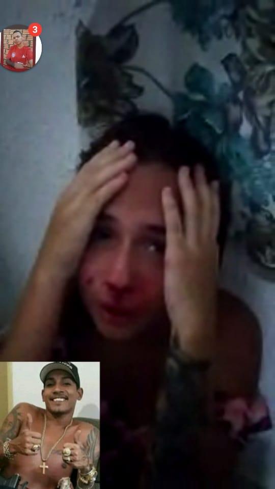 EXCLUSIVO – Vídeo mostra Luana Gomes sendo torturada antes de ser morta no Orgulho do Madeira