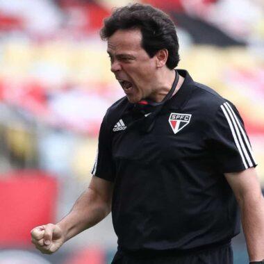 Diniz admite que São Paulo criou pouco e promete resposta no Brasileirão