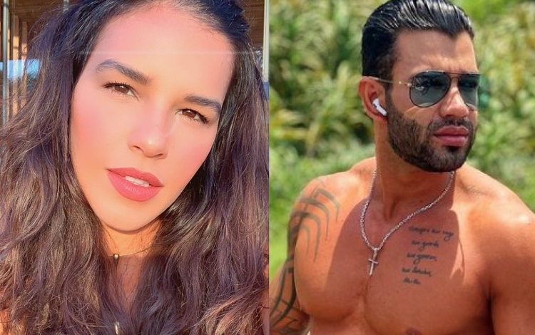 Mariana Rios e Gusttavo Lima vivem romance secreto