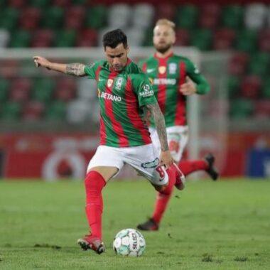 MERCADO – Flamengo busca informações sobre Jorge Correa, jogador do Marítimo