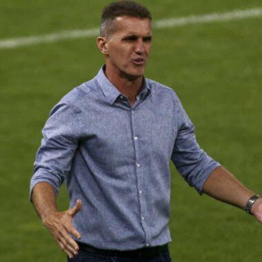 'Conseguimos resgatar o espírito do Corinthians', vibra Vagner Mancini