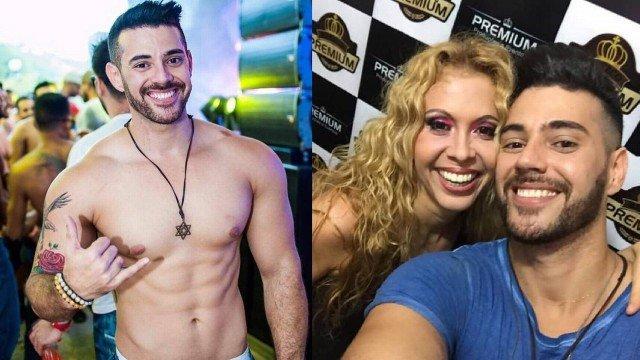 Ex-dançarino de Joelma deixa os palcos para virar ator pornô