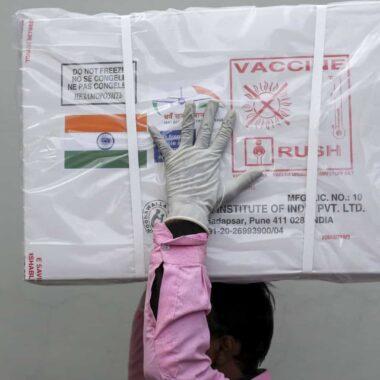 Covid-19: Índia iniciará exportação de vacinas com envios para Brasil