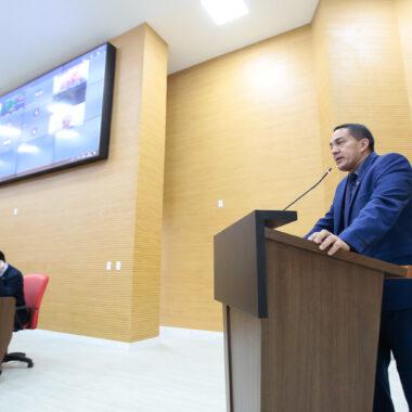 EDUCAÇÃO: Eyder Brasil destina emenda à escola Luiz Capilla de Presidente Médici