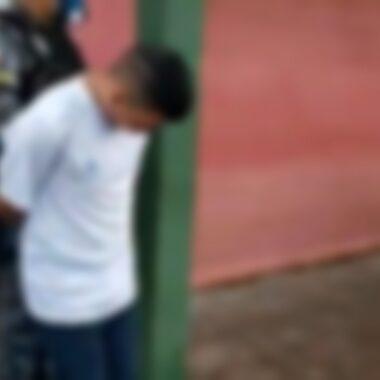 Homem é preso após tentar vender celular para o próprio dono