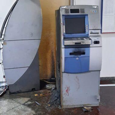 FITA DADA? Caixa eletrônico da Assembleia Legislativa de Rondônia é explodido por bandidos