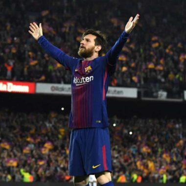 Barcelona anuncia que vai apelar contra suspensão dada a Messi