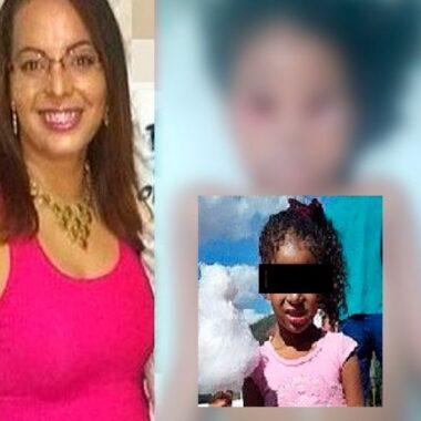 TRÁGICO- Mãe mata a filha de 5 anos e arranca olhos e língua da criança