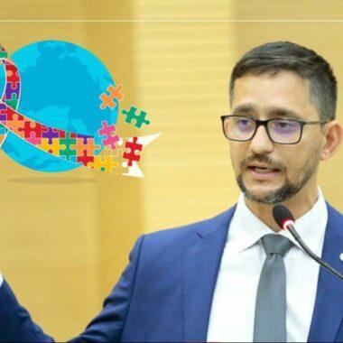 SESSÃO AZUL – Sancionada Lei do deputado Anderson Pereira que obriga cinemas e realizarem sessão adaptadas a autistas e familiares