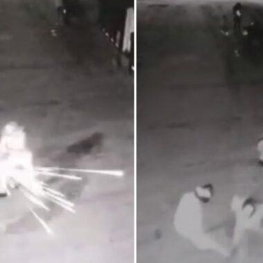 Vigilante de 76 anos mata um suspeito, atira em outro e impede furto
