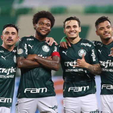 Palmeiras foi o 2º melhor do mundo em 2020, atrás apenas do Bayern