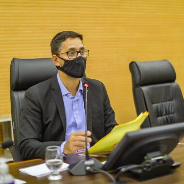 Deputado Anderson Pereira cobra agilidade na criação da comissão que vai dar agilidade no PCCR da Polícia Penal em RO