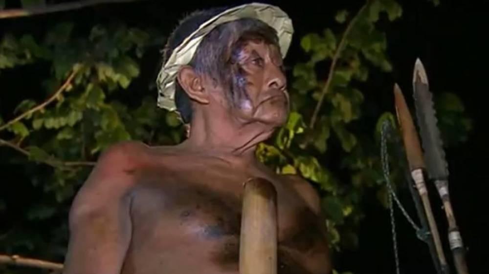 Infectado pelo novo Coronavírus, morre em Rondônia, aos 86 anos, o último homem de etnia amazônica
